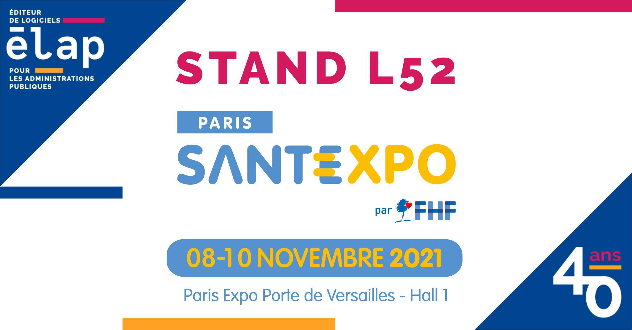 Santexpo 2021 Stand L52